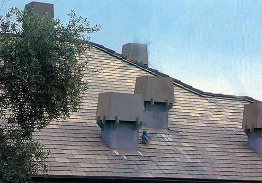 Mondialardesia coperture in ardesia rivestimenti per for Tettoia inclinata del tetto